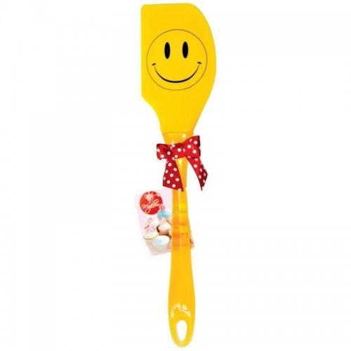 Kuchyňská silikonová stěrka - Smile