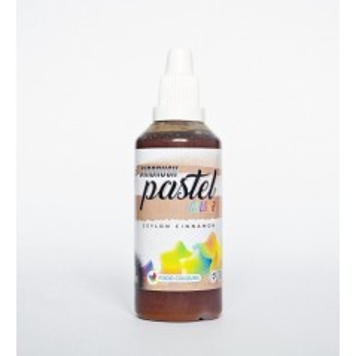 Airbrush pastelová barva tekutá 60ml Food Colours Ceylon Cinnamon