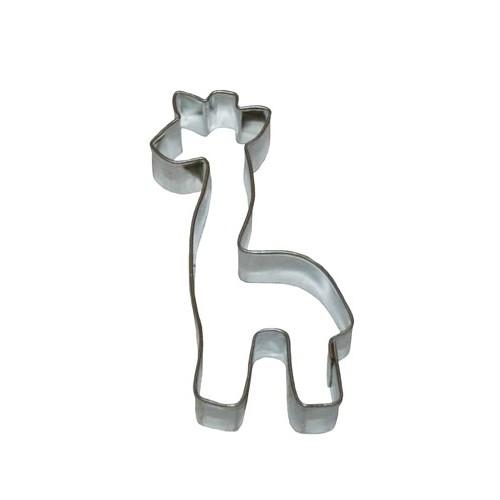 Nerezové vykrajovátko - Žirafa