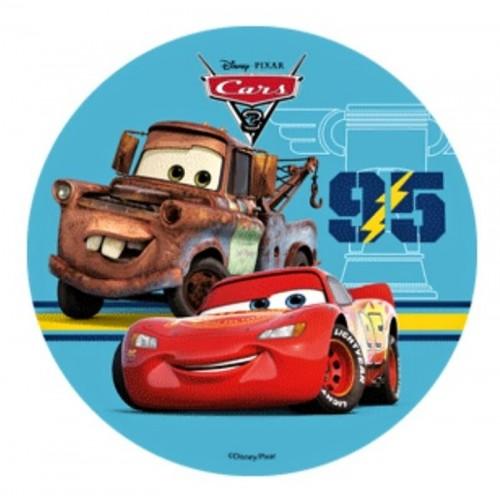 Disney jedlý papier Cars - 95