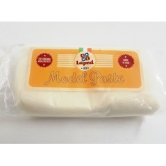 Laped Model paste  with cocoa butter - White 500g