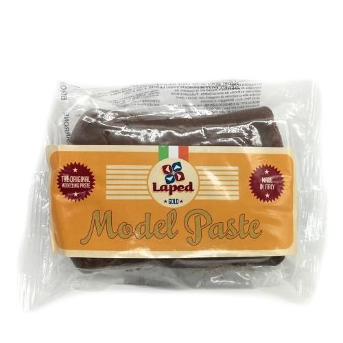 Laped modelovací hmota s kakaovým máslem - hnědá - 300g