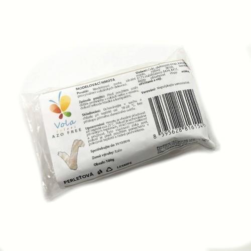 Modelovací hmota Pearl AF s kakaovým máslem 100g / perleťová