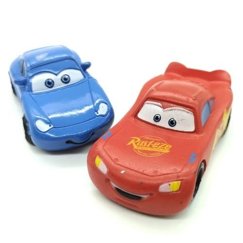 Modecor - Dekorační figurka - Cars - Blesk McQueen + Sally