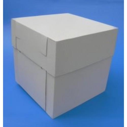 Krabice na patrový dort 31 x 31 x 31 cm