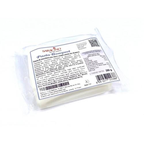 Gum Pasta Saracino biela 250g