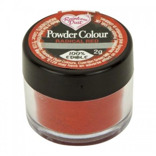 RD Powder Colour  - Radical red 1-5g