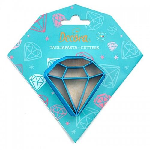 Decora vykrajovátko - Diamant