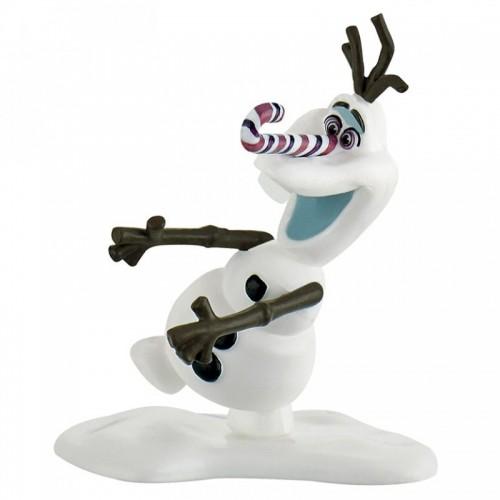 Dekorative Figur - Olaf mit Süßigkeiten