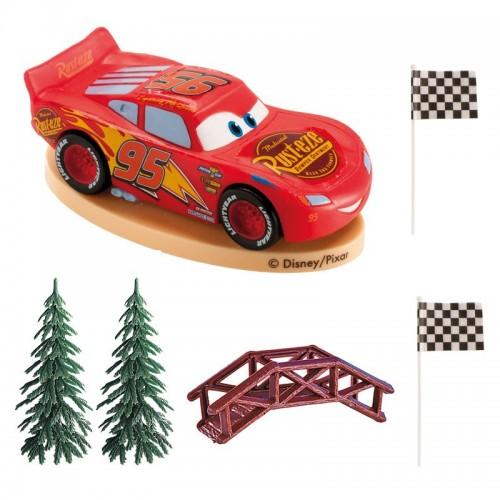 Dekora Dekorative set -  Cars - 1+ 5