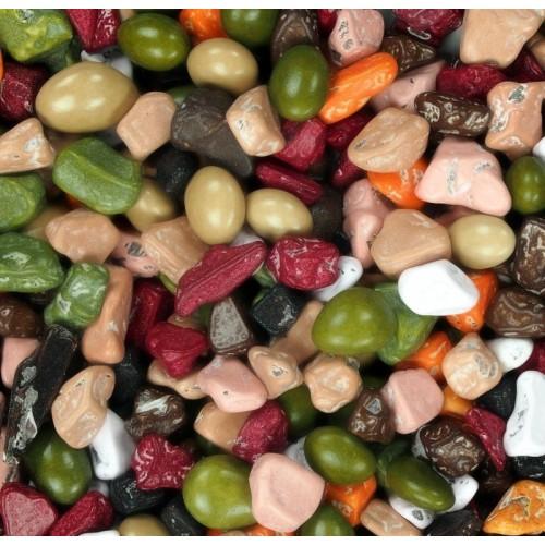 chokoladen-Steine in Zuckerkruste - 100g