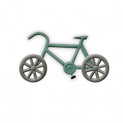Ausstecher - Fahrrad - 2pc