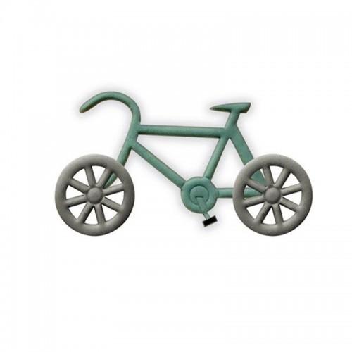 Vykrajovátka - bicykl - 2ks