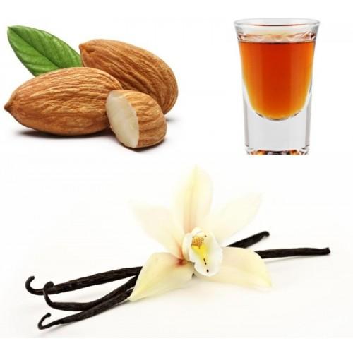 Potravinářské aroma 3 x 20ml - TRIO - Mandle / Vanilka / Rum
