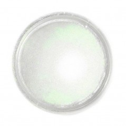 Essbare Staub perlweiß Fractal - Shell Nacre Green (4,5 g)