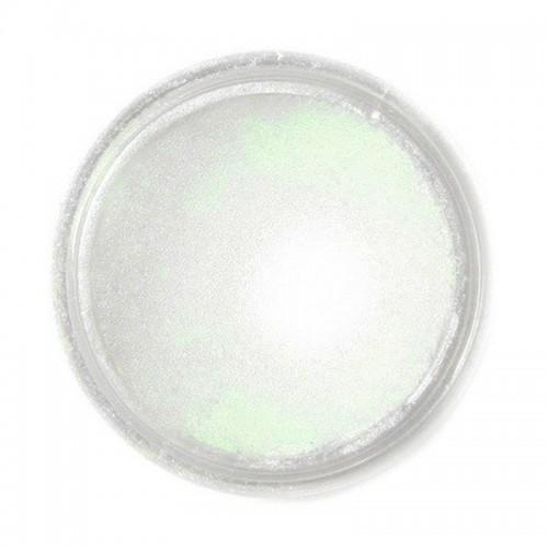 Jedlá prachová perleťová barva Fractal - Shell Nacre Green (4,5 g)