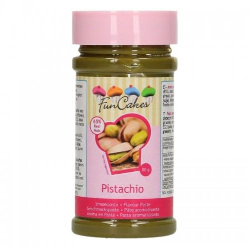 FunCakes Flavouring  - Flavour paste - Pistachio - 80g