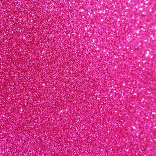 Sugarcity Dekoratívne trblietky Electric pink glitter - NEON ružová - 10ml