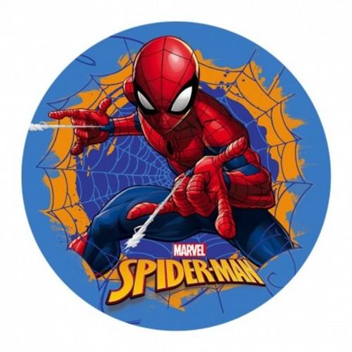 Dekora - Jedlý papír kulatý - Spider-man / bez cukru