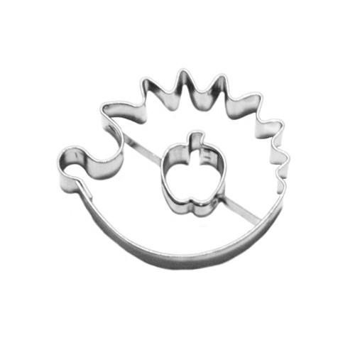 Nerezové vykrajovátko - ježko/jablčko 4,5cm