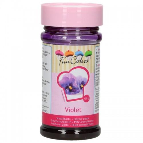 FunCakes Aroma pasta - Violet - fialka - 100g
