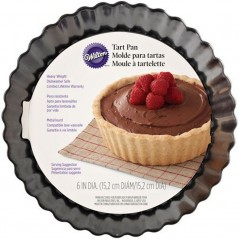 Wilton Tall Tart / Quiche Pan 15cm