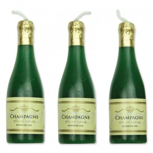 PME  tortové sviečky - Champagne 6ks