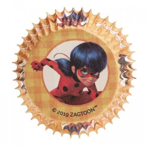 Dekora  Baking Cups - LadyBug - 25Stück