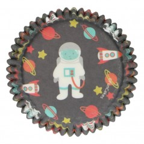 FunCakes  Baking Cups - kosmos - 48 Stück