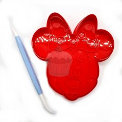 Cutter / Marker Minnie Mouse