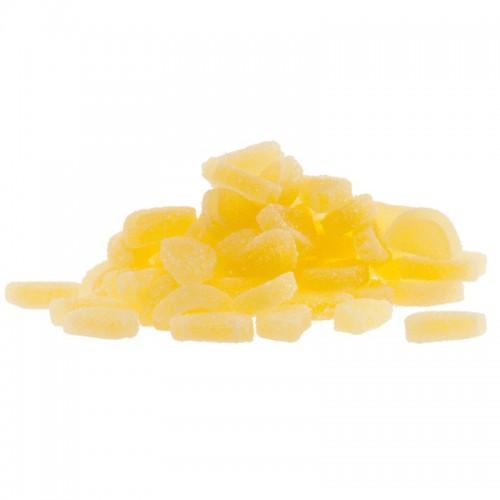 Gelee Dekor - Mini Scheiben - Zitrone - 100g