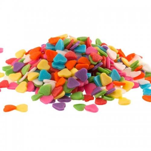 Dekora Sprinkles - Herzen - 100g
