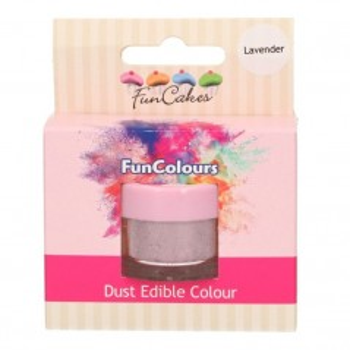 FunColours prachová barva - lavender - 3,5g