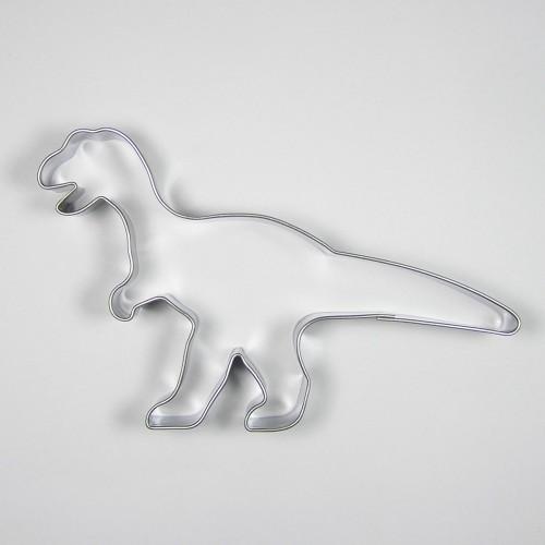 Edelstahl-Ausstecher - tyrannosaurus