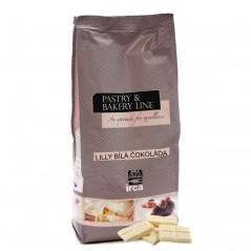 Lilly - weiße Schokolade - Verdickung Sahne - 250g