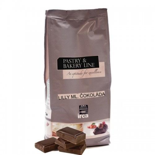 Lilly - Milchschokolade - Verdickung Sahne - 250g