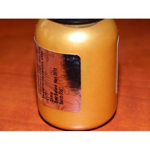 Metalická barva světlá zlatá - Metallic Light Gold