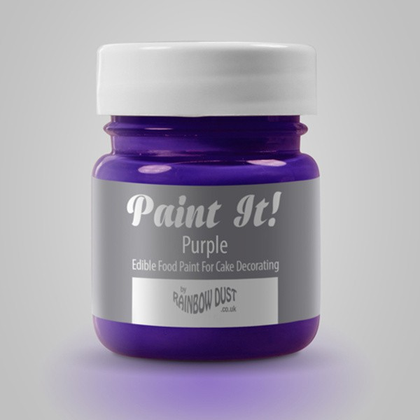 RD Paint It! - Purple - nachová - fialová - 25 ml