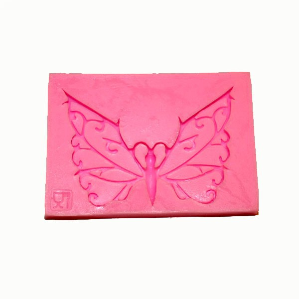 Silikonová forma - motýl
